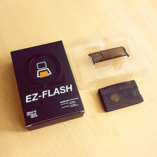 Giochi elettronici e accessori,EZ Omega Micro SD Game Card per GBA GBASP NDS NDSL IDSL