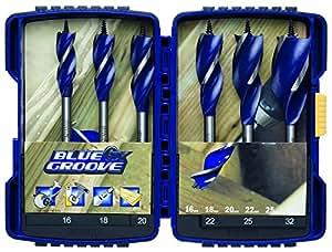 Irwin Blue Groove Drill Bit 6 Piece Set