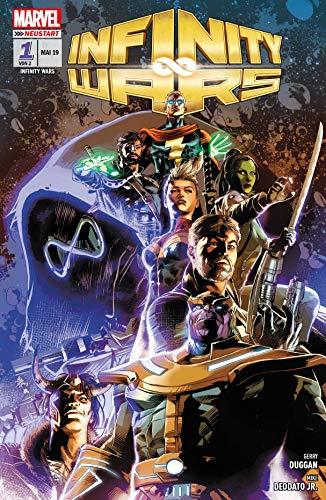 Infinity Wars: Bd. 1 (von 2): Der Hüter der Steine