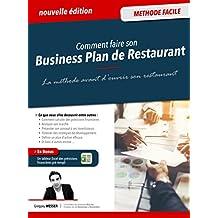 Business plan de restaurant: Méthode Facile