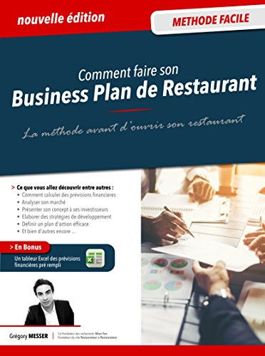 Business plan de restaurant: Méthode Facile