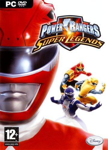 power rangers super legends [edizione: francia]