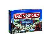 Winning Moves 40132 - Monopoly Ruhrgebiet Brettspiel Spiel Gesellschaftsspiel