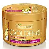 Bielenda Golden Oils Nourishing Body Butter 200ml Argan Oil, Abyssinian Oil, Perilla Oil