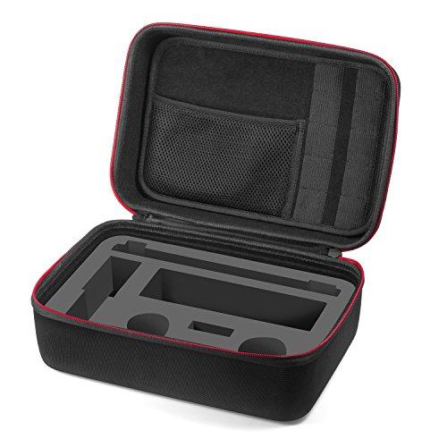 Funda para Nintendo Switch  Estuche de Viaje Para Nintendo Switch de Keten para 10 cartuchos de juego de Nintendo Switch  cable HDMI  Base Switch  Adaptador CA y Mando Switch Pro Controller Adicional