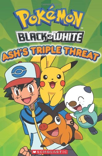 Ash's Triple Threat (Pokemon Reader) by Simcha Whitehill (1-Sep-2011) Paperback