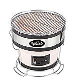 Ians Emporium Higoshi Giapponese Yakiniku Portatile da Cucina a Argilla da Tavolo Mini Barbecue Barbecue a Carbone-Higoshi Griglie