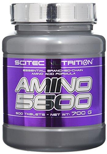 Scitec Nutrition Amino 5600 Amino Acid Formula Tablets - 500 Tabs