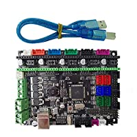 Andoer 3D Printer Platform MKS Gen-L DIY Electronic Devices Smooth Controller Panel Compatibility Drivers Control Board