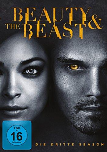 Beauty & the Beast - Die dritte Season [4 DVDs]