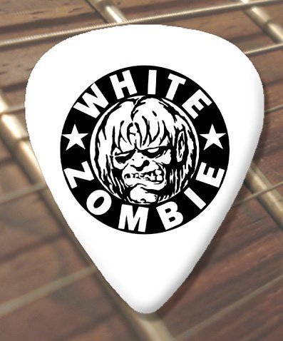 White Zombie - Pack de 5 Médiators - Premium - Médium