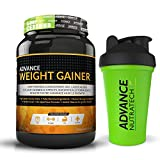 Advance Weight Gainer combo of 1Kg (2.2L...