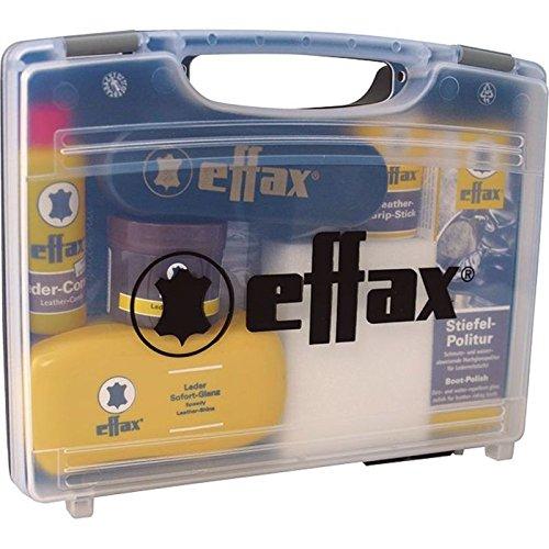 Effax Leder Pflege Koffer mit St...