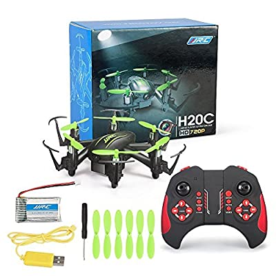 Makibes ? H20C 2.0MP HD Camera 2.4G 6CH 3D Flip One Key to Return CF Mode RC Quadcopter