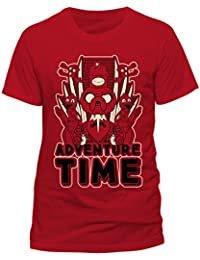 Official Licensed Merchandise Adventure Time Mirror Image Unisex T-Shirt Tee