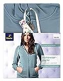 TCM Tchibo Homewear-Jacke Viskose-Mischqualität Mint (36)