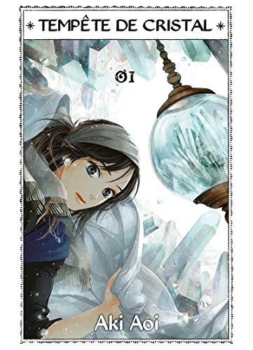Tempête de cristal Edition simple Tome 1