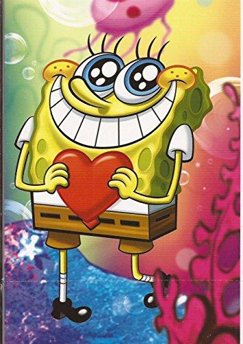 Geburtstagskarte - In Love - Spongebob Schwammkopf 49-1959