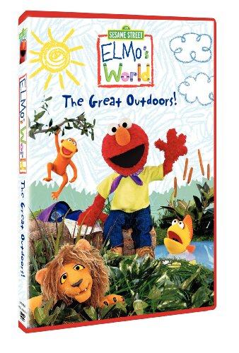 Preisvergleich Produktbild Elmo's World - The Great Outdoors