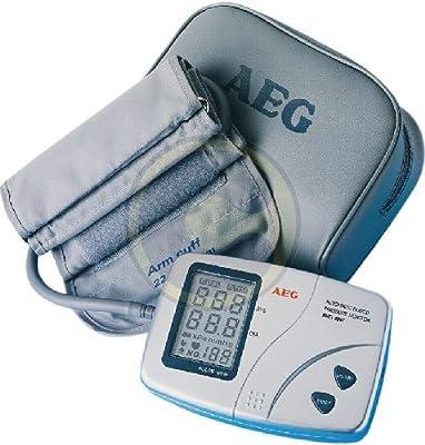 Blutdruck aeg mod.bmg4907 von Ironware