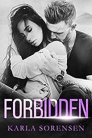 Forbidden : A Single Dad Sports Romance (English Edition)