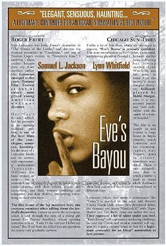 Eve's Bayou Affiche du film Poster Movie Le Bayou d'Éve