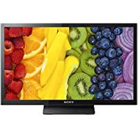 Sony Bravia 61 cm (24 Inches) HD Ready LED TV KLV-24P413D (Black) (2016 Model)