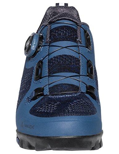 Vaude Herren Men's Tvl Skoj Mountainbike Schuhe, Blau (Fjord Blue 843), 44 EU