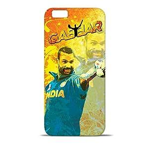 ezyPRNT Dilli Ka gabbar Hard Back Case For Apple iPhone 6