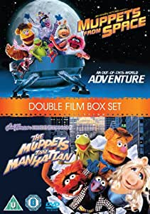 Double: Muppets Take Manhattan / Muppets From Space [DVD]