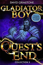 Quest's End: Three Stories in One Collection 5 (Gladiator Boy)