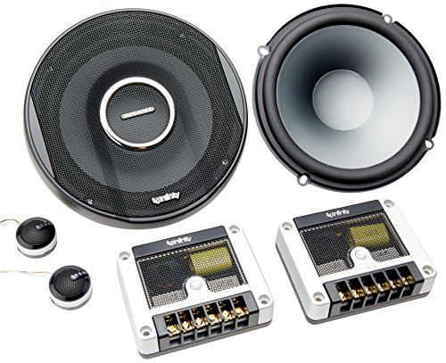Infinity Reference 6500CX 6-1/2' (165mm) two-way car audio component loudspeaker system  available at amazon for Rs.14999
