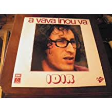 Idir : a vava inou va disque EMI Pathé marconi C066-14334