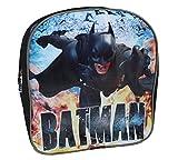 Disney Schultasche, offizielles Lizenzprodukt, mit Disney-/Marvelmotiven mehrfarbig batman