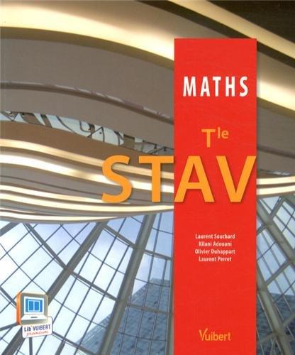 Mathématiques Tle STAV - Nouveau programme
