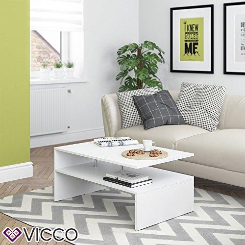 Action Vicco Couchtisch Amato 90 X 60 Cm Wohnzimmertisch