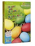 Kit decorazione uova 5 colori a freddo liquidi 5ml