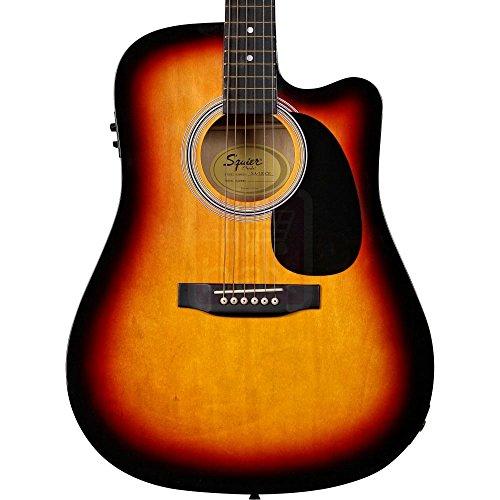 squier-by-fender-by-fender-sa-de-105ce-sunburst-guitarra-electroacustica-folk-electrico-de-acustica