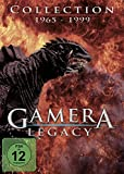 Gamera Legacy - The Collection (1965-1999) (11 Discs)