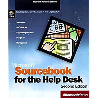 SOURCEBOOK FOR THE HELP DESK - 2 ED.
