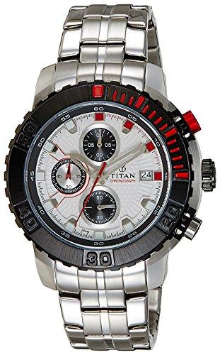 514hNQJoR4L - Titan 90029KM03 Octane AW Mens watch