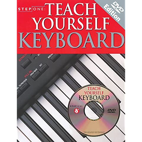 Step One: Teach Yourself Keyboard (DVD edition). For Tastiera