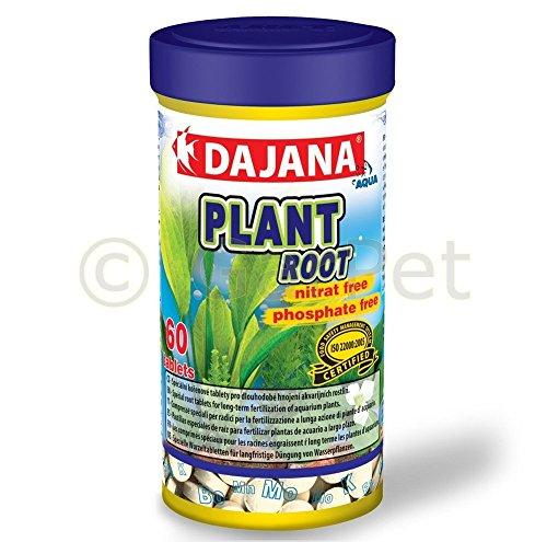 Dajana Plant Root Tabletten Wasser Pflanzen Dünger Nährstoffdepot an der Wurzel -