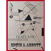 Flatland: ou Le plat pays (French Edition)