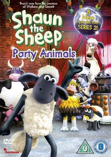 Shaun The Sheep - Party Animals [Edizione: Regno Unito] [Edizione: Regno Unito]