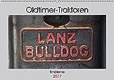 Oldtimer Traktoren - Embleme (Wandkalender 2017 DIN A2 quer): Embleme und Schriftzüge von Oldtimer-Traktoren (Monatskalender, 14 Seiten ) (CALVENDO Hobbys)
