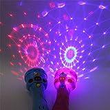 Micro Forme lumineuse jouet, Mamum Hot Drôles d'éclairage Micro sans fil Modèle Cadeau Musique Karaoke 2017mignon Mini