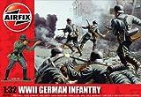 Airfix A02702 Modellbausatz WWII German Infantry