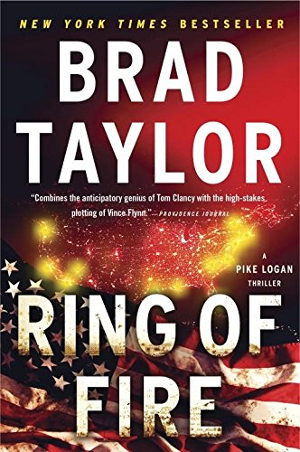 Ring Of Fire (A Pike Logan Thriller) [Idioma Inglés]