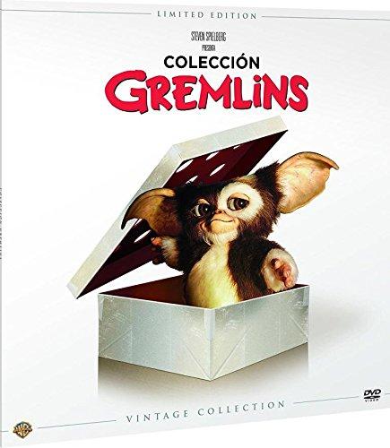 Gremlins Colección Vintage Funda Vinilo [DVD]